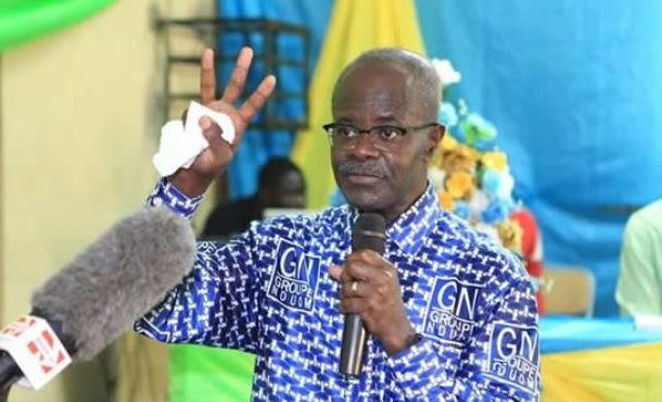 Nduom challenges Mahama to one-on-one public debate
