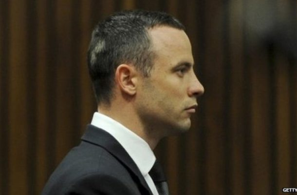Oscar Pistorius treated in hospital for wrist injuries