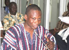NPP is discriminatory – Oti Bless
