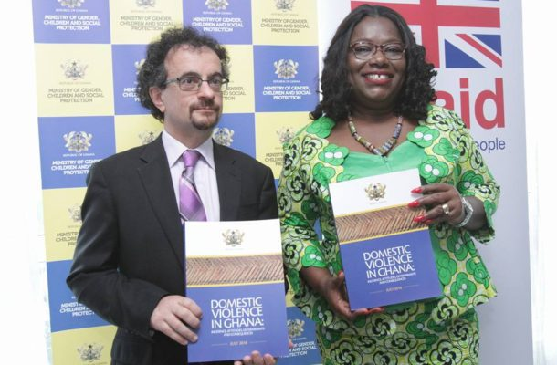 Research Report on Domestic Violence Launched