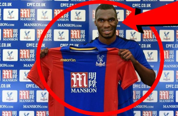 Done deal:Benteke signs for Crystal Palace