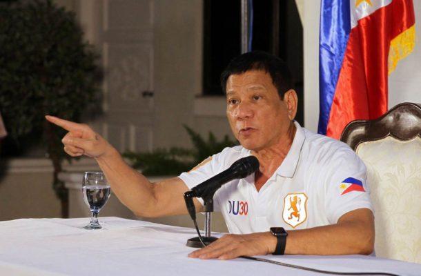 Philippine President Duterte Blasts U.S. on Syria and Police Shootings, Threatens to Leave U.N.