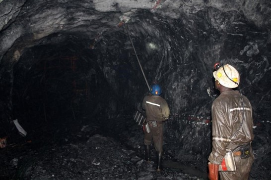Prestea underground mine comes alive after 14 years