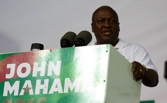 'Mahama not in Western Region because of Nana Addo' – Kofi Adams