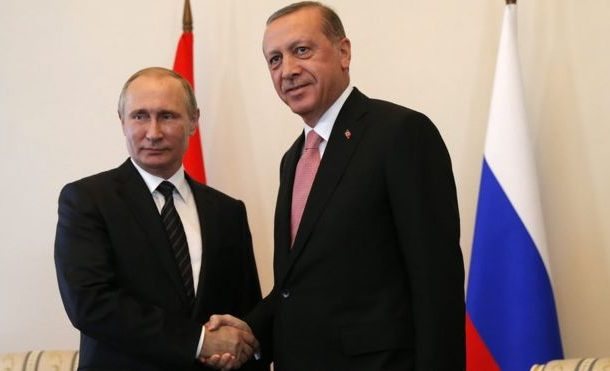 Putin mends broken relations with Turkey's Erdogan