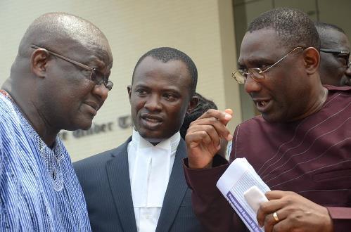 Court Dismisses Sammy Crabbe's Suit Against NPP