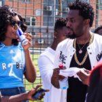 Sandra Ankobia denies dating rapper Omar Sterling