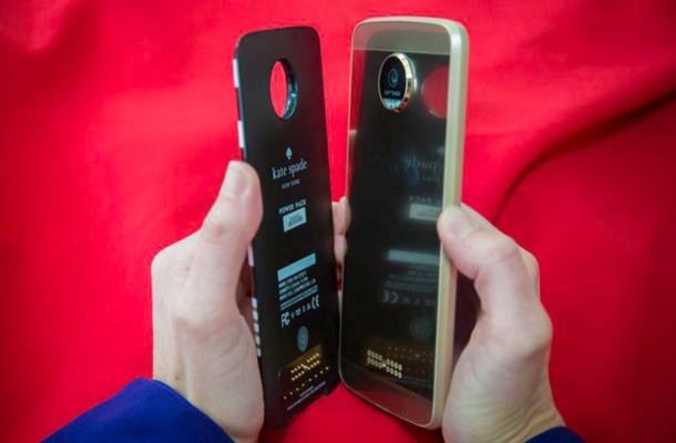 5 smartphones with wacky, unusual features
