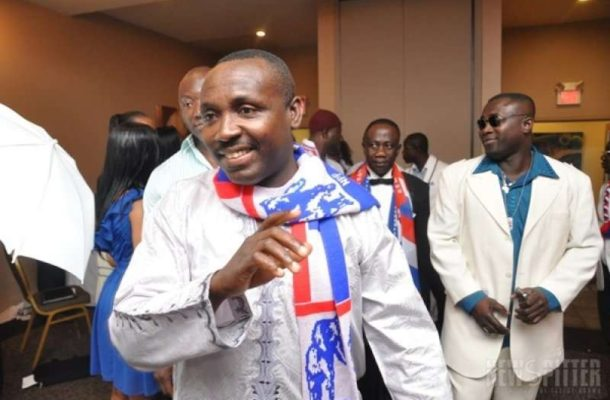 Ruling on Afoko not an opportunity to jubilate – NPP