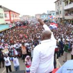 Mahama lacks solution to Ghana's problems - Akufo-Addo