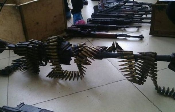 Revealed! smuggled weapons from Ghana to US came from Hungary