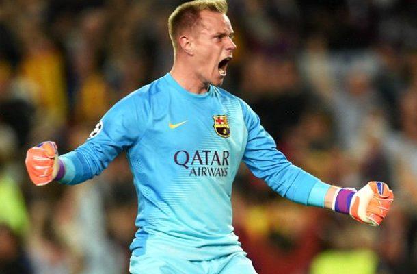 FC Barcelona set to renew Ter stegen's contract till 2021