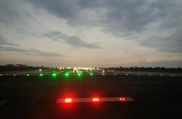 Hajj pilgrims fly from Tamale Airport to Saudi Arabia today