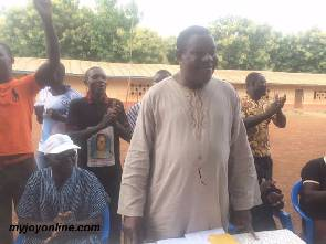 NPP Tatale MP goes independent after losing primaries