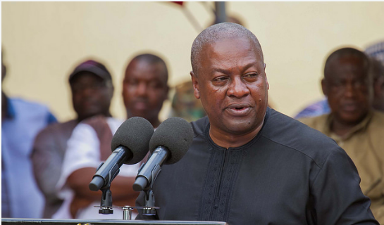 'Killer tariff' demo won't affect Mahama's northern tour