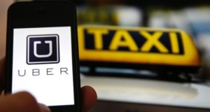 Taiwan asks Uber to pay bill in sales tax stand-off