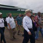 US Ambassador lauds B-BOVID's agric model, urges gov't support