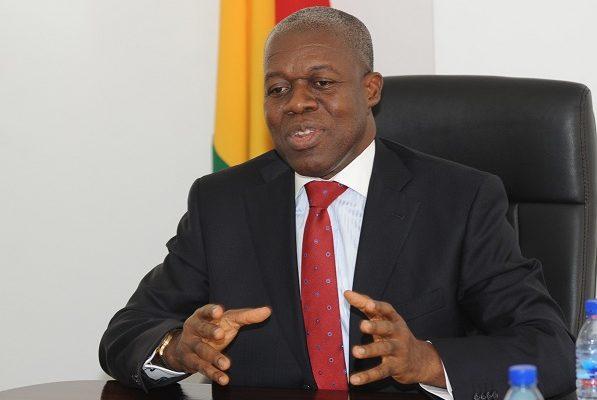Mahama is Ghana's 'agent of change and transformation' – Veep