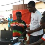 Voter's exhibition exercise ends with low turnout