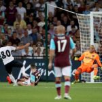 Andre Ayew's Westham crash out of Europa League after 2:1 aggregate defeat