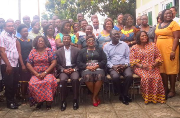 Sensitization workshop on National Gender policy held