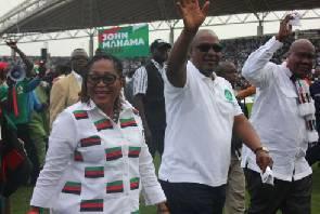 Govt won't ban social media on Election Day – Mahama