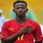 Yaw Yeboah set to replace injured Schlupp in Rwanda qualifier