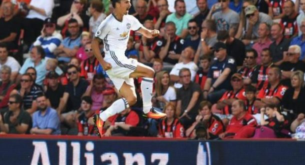 Bournemouth 1-3 Man United: Mourinho's men ease to victory against the Cherries
