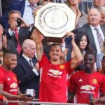 Ibrahimovic wins community shield for Man Utd