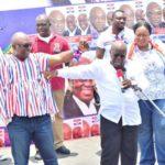 Mahama's stay in office is a threat to Ghana's future - Nana Addo
