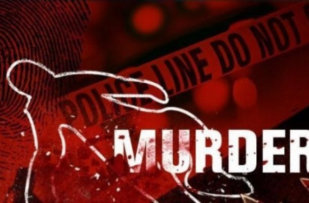 E/R: Man butchers friend to death