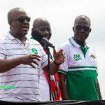 Nana Addo is using old campaign methods – Mahama