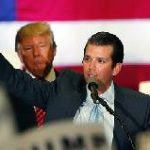 Donald Trump Jr's campaign style for dad under review
