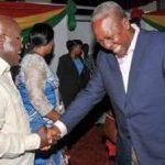 I won't campaign on Nana Addo's health – Mahama