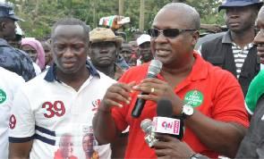 I can't think far; I can't think madness – Mahama mocks NPP