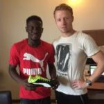 Right To Dreams rising star Kingsley Fobi nets Puma deal