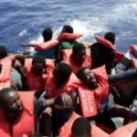 Mediterranean migrant crossings top 300,000 in 2016, says UN