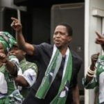 Zambia opposition shuns parliament after president's re-election
