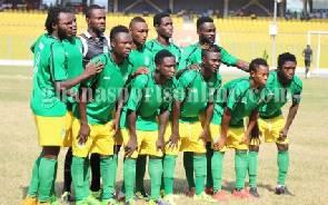 Aduana Stars blame referee Ali Alhasan and Nyantakyi for defeat