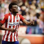 Partey struggling to break into Atletico Madrid matchday squad