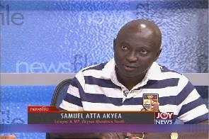 Akufo-Addo won't sue Africa Watch over cancer report - Atta Akyea