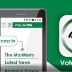 NDC embraces new tech trends with VoteJM2016 app