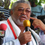 Rawlings 'missing' at NDC manifesto launch