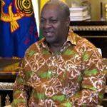 I need a 2nd term to finish work on bad roads – Mahama