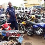 Police to auction all seized motorbikes nationwide
