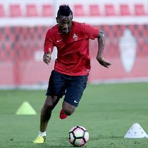 Asamoah Gyan scores brace in Al Ahli 3-2 win over Al Shabab