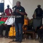 I contributed to our manifesto; we didn't copy NPP - Mahama