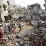 Death toll from air strike in Yemen rises to 26, sources say