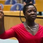 Amma Asante sworn in as Member Of Dutch Parliament