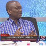 Baako exposes deceptive Fifi Kwetey on $750m loan